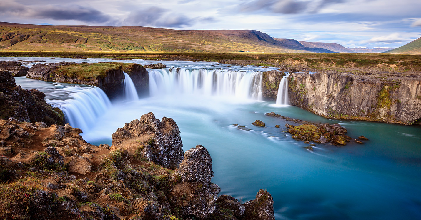 Broadway on the High Seas: Iceland