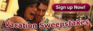 vacation sweepstakes